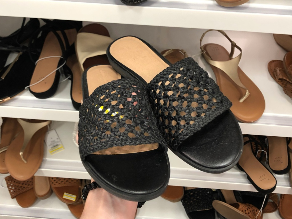 Universal Thread Ellen Woven Sandals