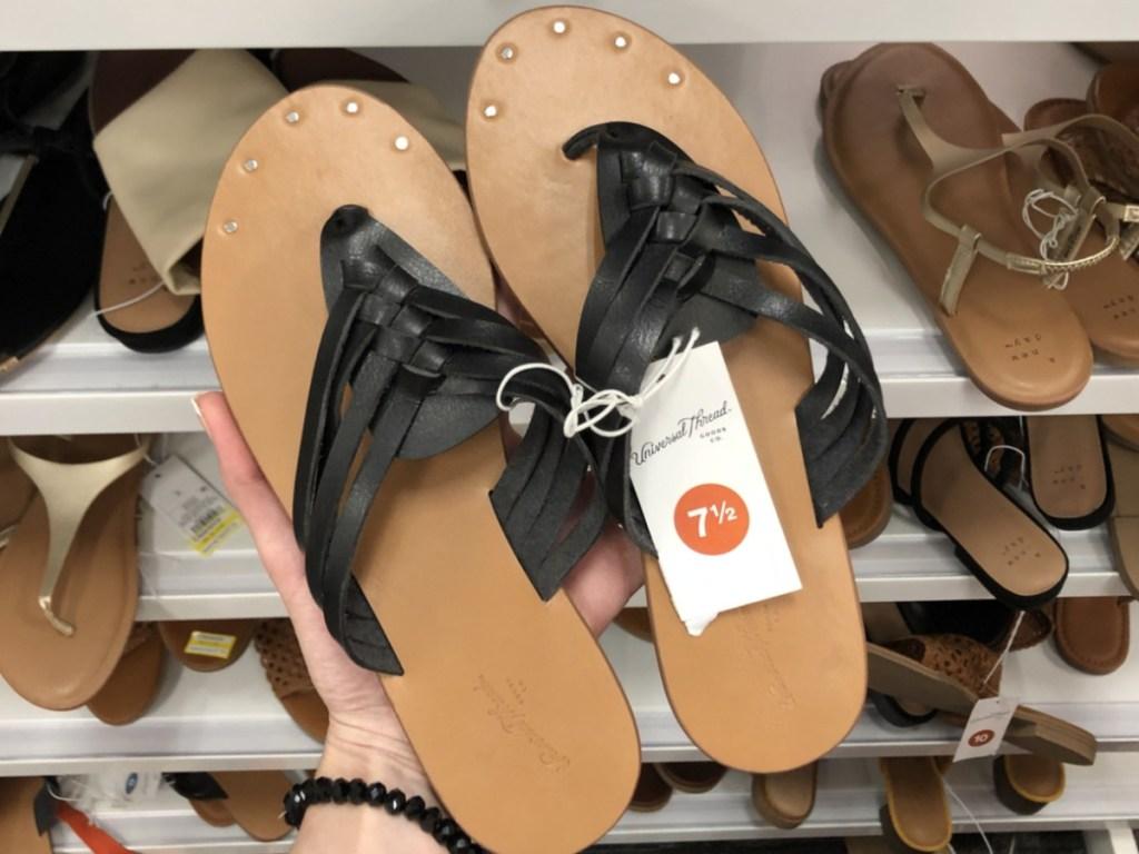 Women's Elani Woven Crossbrand Sandals