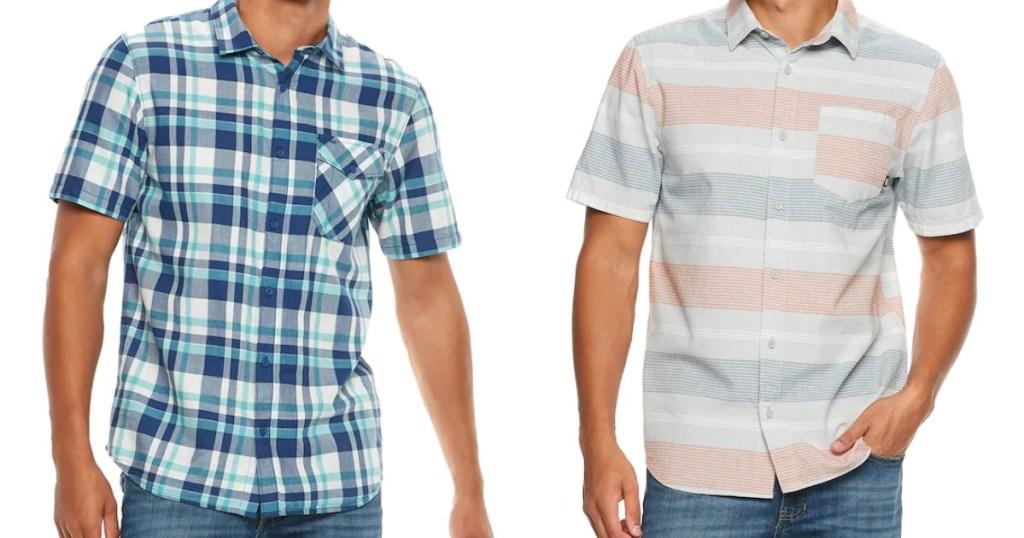 Van Men's Shirts