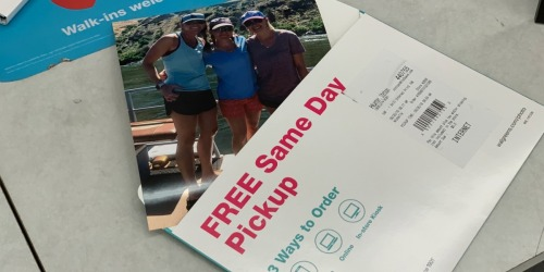 Free 8×10 Photo Print + Free Walgreens Store Pickup