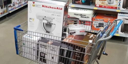 Walmart Clearance Finds | KitchenAid Mixer, Storage Bins, & More