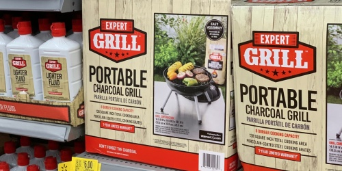 Up to 70% Off Grills & Grill Accessories at Walmart