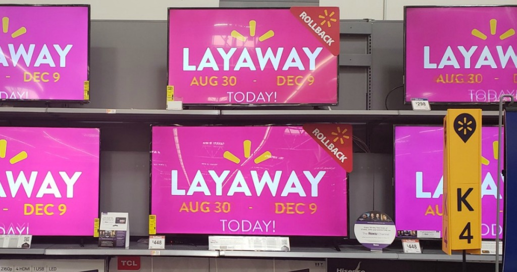 Walmart S Holiday Layaway Service Is Available Now Hip2save