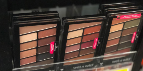 Wet n Wild 10-Color Eyeshadow Palette Only $1.41 at Walmart.com (Regularly $5)