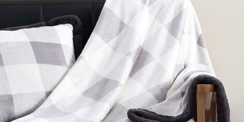 Up to 90% Off Cozy Throw Blankets at Zulily