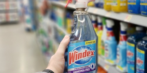 New $0.75/1 Windex Product Printable Coupon
