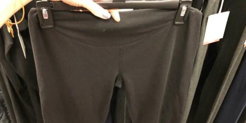 Apt. 9 Women's Leggings as Low as $5.83 Each Shipped at Kohl's