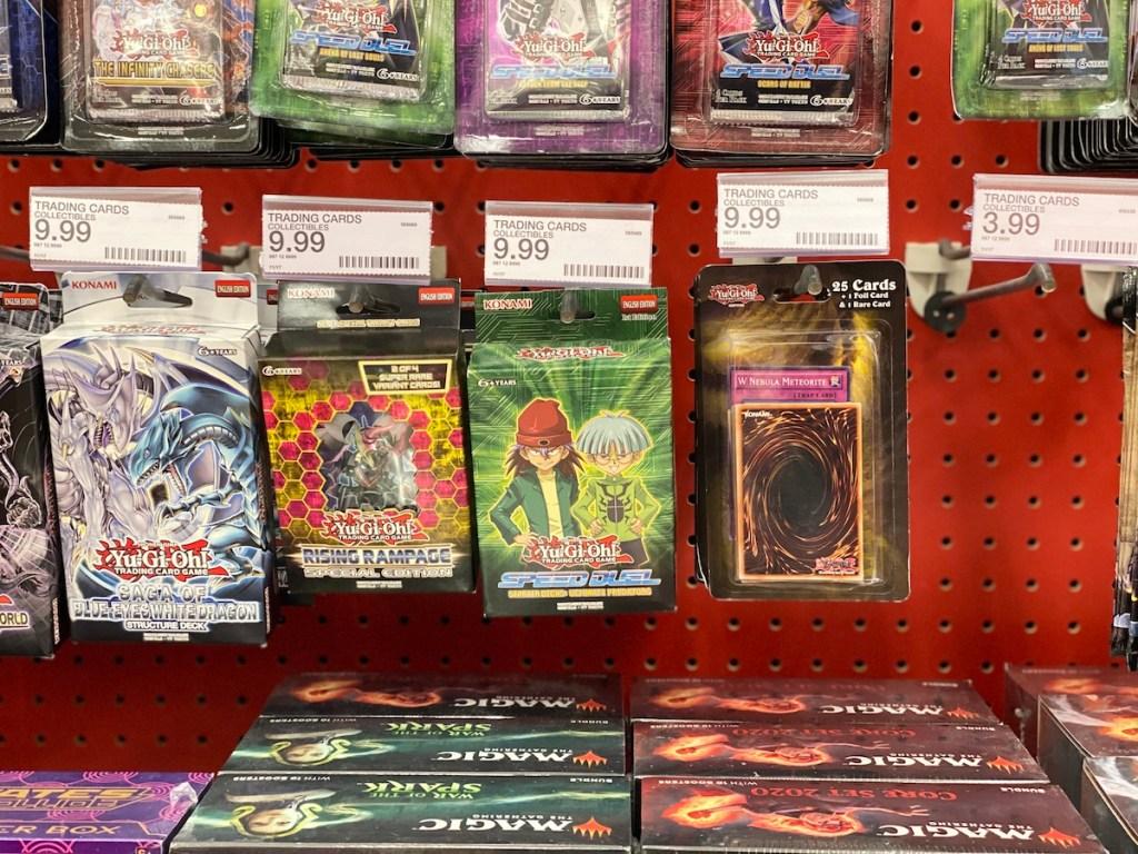 Yu-Gi-Oh Card Games at Target