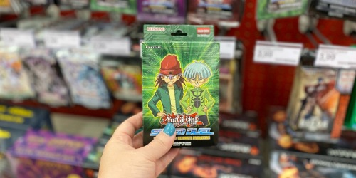 40% Off Yu-Gi-Oh! Speed Duel Predator SD Trading Cards at Target