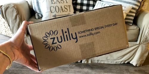 ALL Of These Zulily Deals Ship FREE Tonight Only