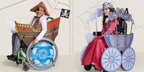 30% Off Halloween Costumes & Accessories at Target | Includes Adaptive Costumes