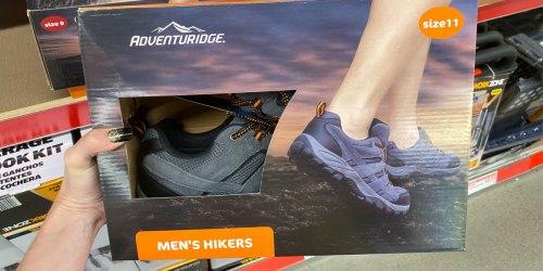 ALDI Has Hiking Shoes, Walkie Talkies, Binoculars & More for All Your Outdoor Adventures