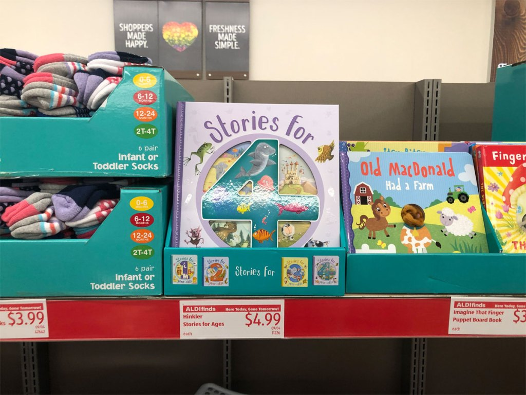 10 Baby Deals to Score at ALDI | Books, Baby Carrier, Safety