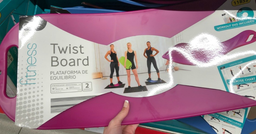 aldi twist board