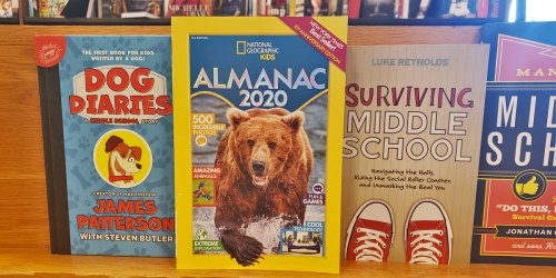 National Geographic Kids Almanac 2020 Just $7.49 | New York Times BestSeller