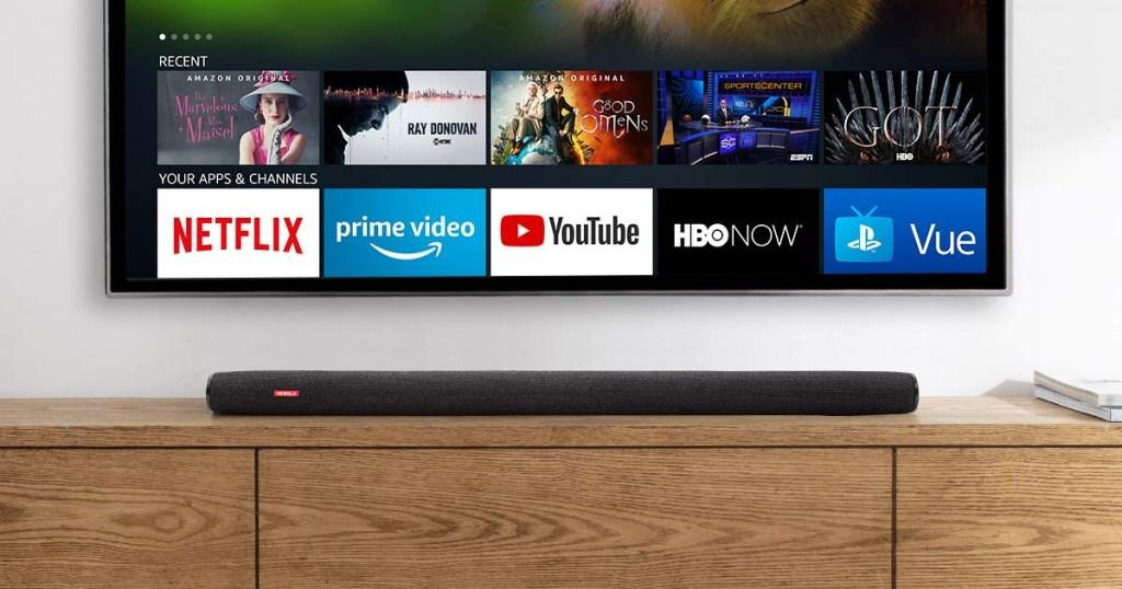 Amazon Fire TV Nebula Soundbar