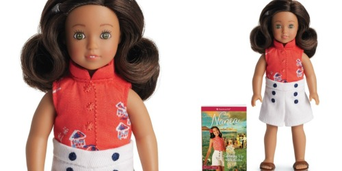 American Girl Nanea Mini Doll Just $14 (Regularly $25) | Includes Outfit & Book