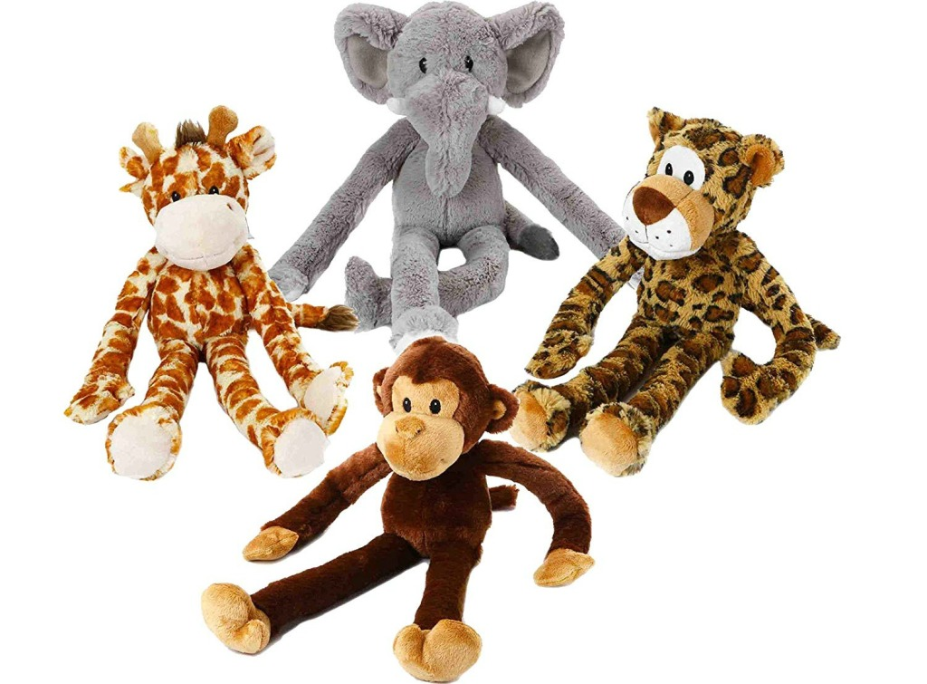 animal plush dog toys