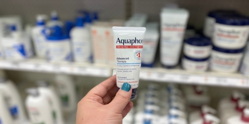 New $2/1 Aquaphor Coupon = Healing Ointment Only $2.59 at Walmart
