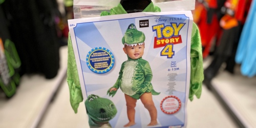 30% Off Halloween Costumes for the Whole Family at Target   Toy Story, The Incredibles & More