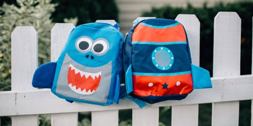 Carried Away Little Kids Backpacks as Low as $3.50 at Walmart (Regularly $10)