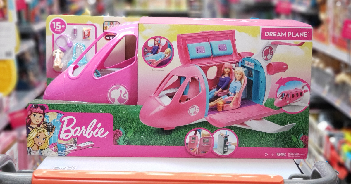 Barbie Dream Plane