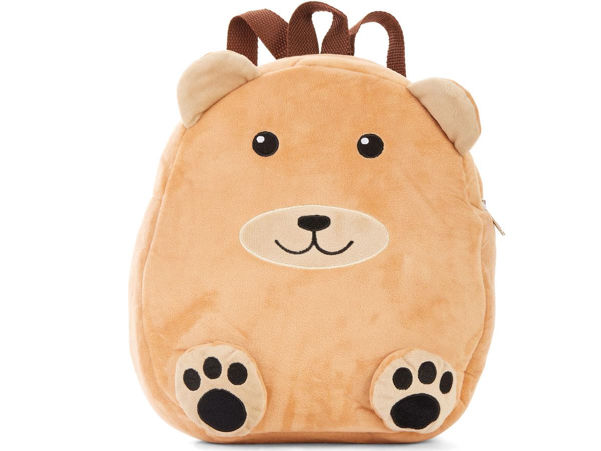carried away little kids bear backpack