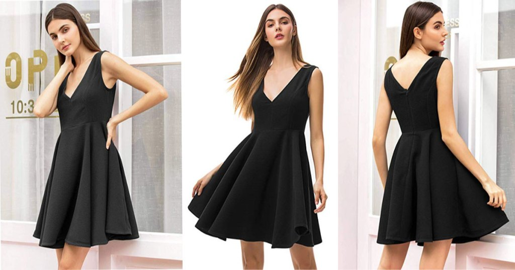 messbebe vneck dresses