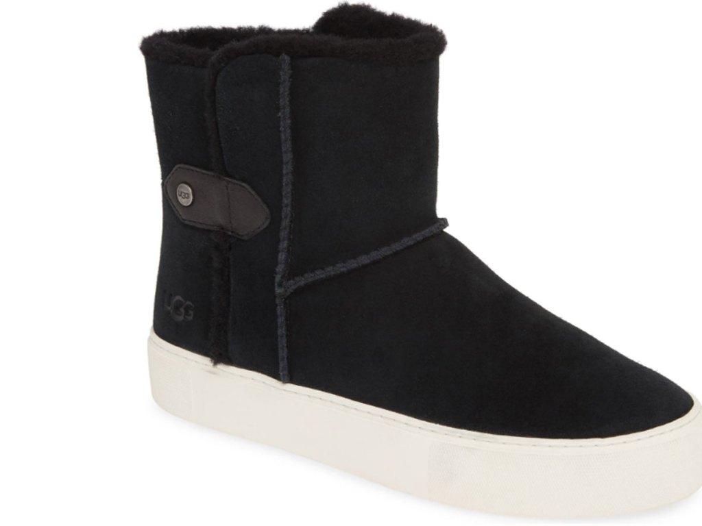 UGG Priya Black boot
