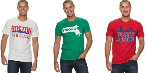 Men's Graphic Tees as Low as $4 Each Shipped at Kohl's (Regularly $15)