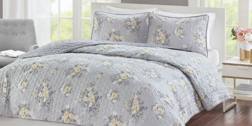 Madison Park Essentials Quilt Sets as Low as $35.99 Shipped (Regularly $120) | Earn Kohl's Cash
