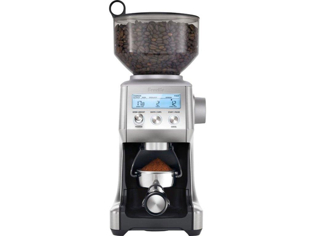 Best Buy Breville smart grinder pro stainless steel coffee grinder