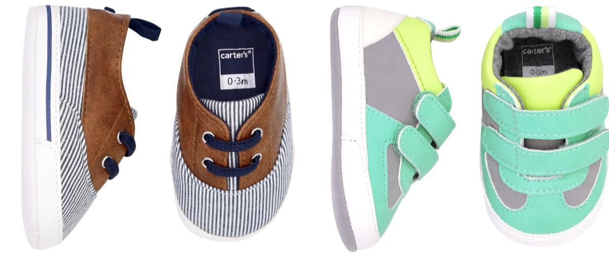 carters infant shoes