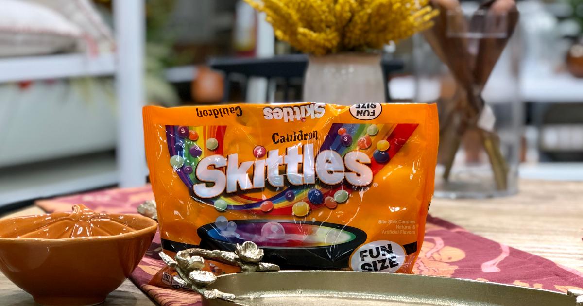 Cauldron Skittles