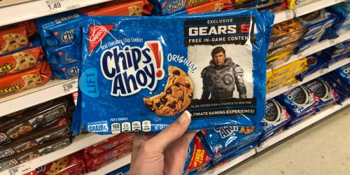 Chips Ahoy! Chocolate Chip Cookies Only $1.63 at Target