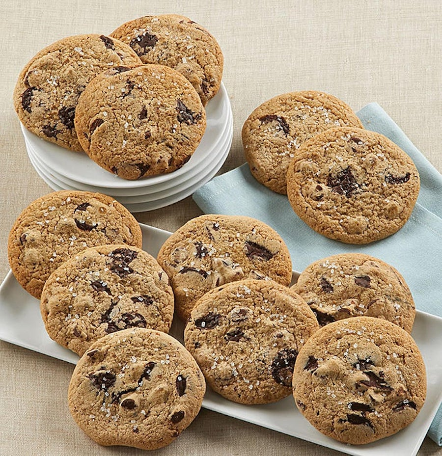 chocolate chip cookies at Cheryl's