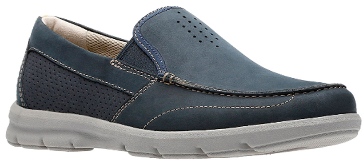 clarks mens slip on sneaker