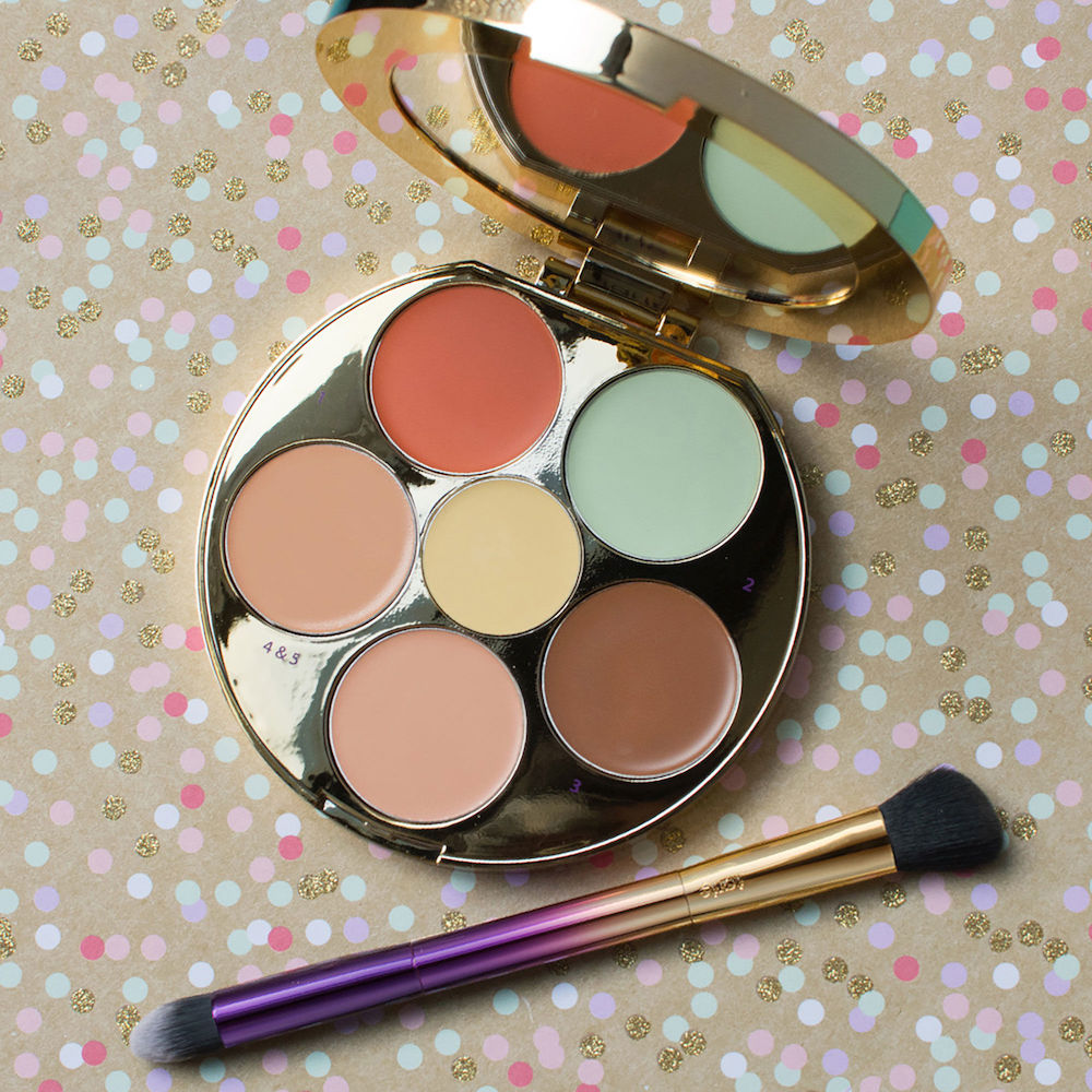 color correcting Tarte Cosmetics