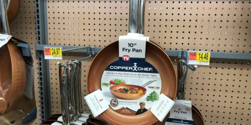 Up to 45% Off Cookware at Walmart | Copper Chef, Tasty & More