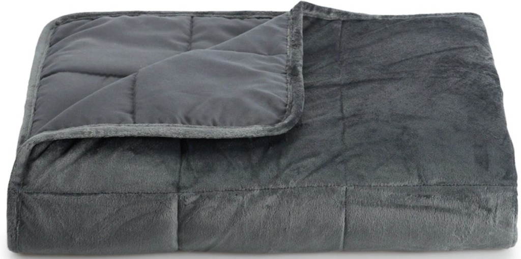 Gray Altavida Weighted Blanket