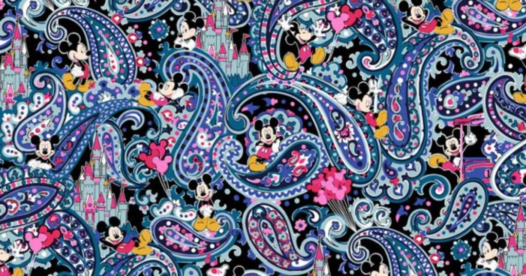 Vera Bradley's Disney pattern