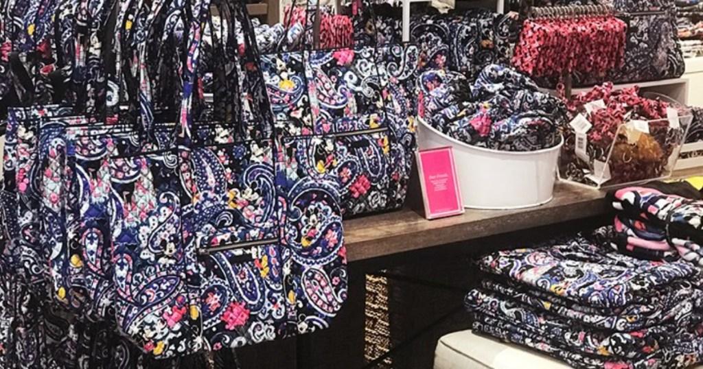 Vera Bradley Items at Disney Springs Store