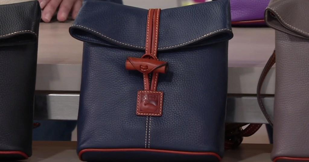 dooney & burke crossbody bag