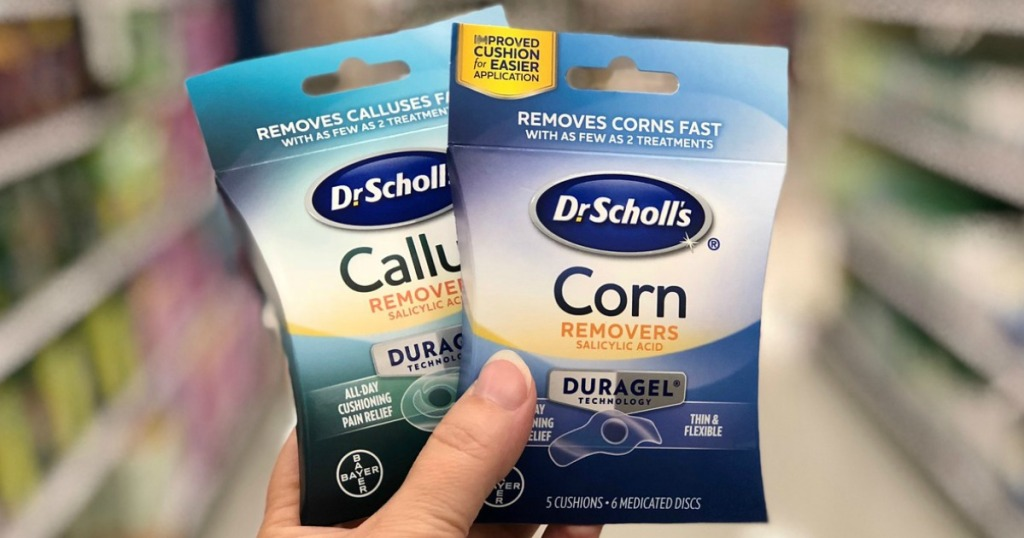 dr. scholl's corn and callus removers at target