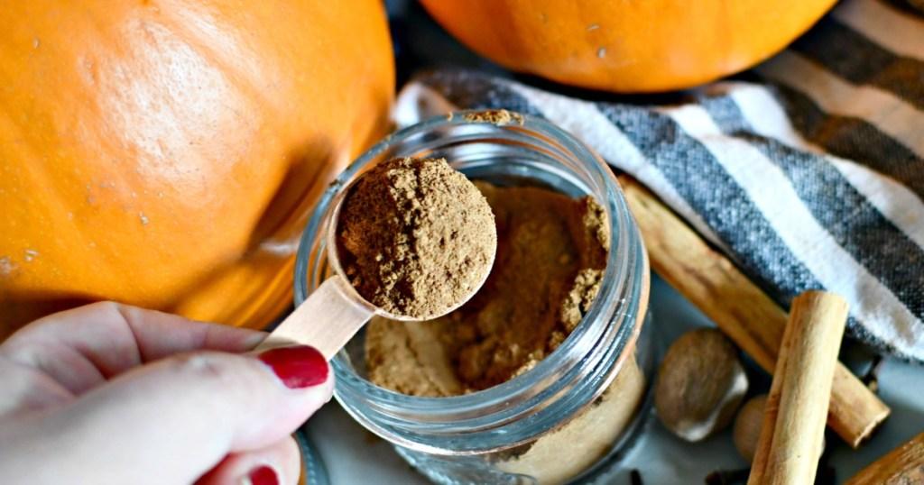 easy pumpkin pie spice blend