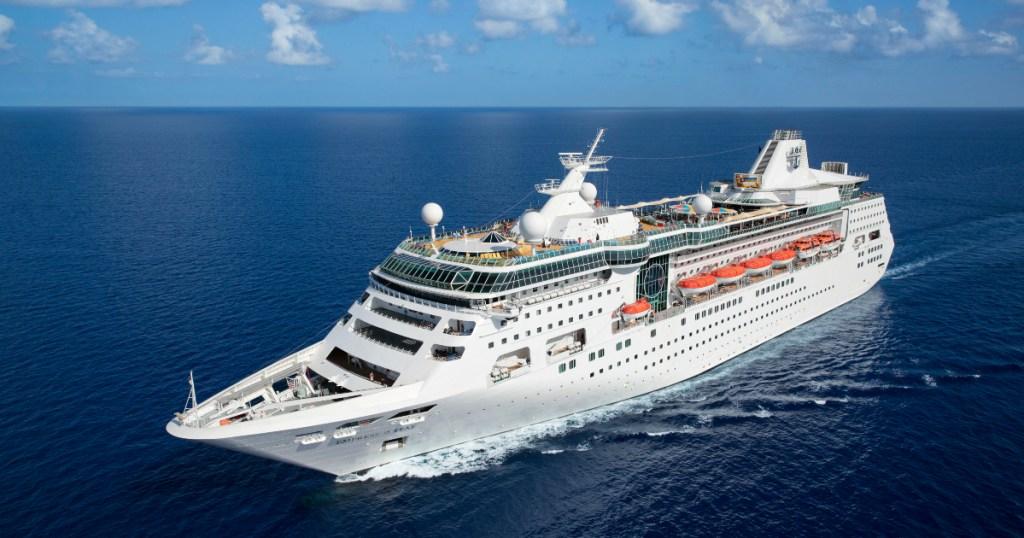 Royal Caribbean Empress of the Seas