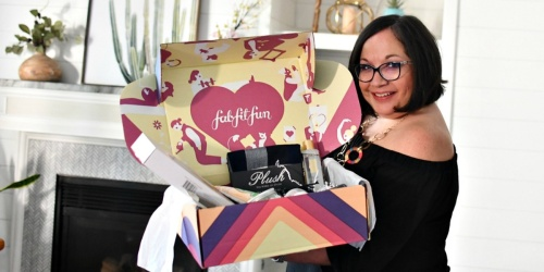 FabFitFun Fall Box Only $24.99 Shipped with Rare Promo Code (Over $200 Value)