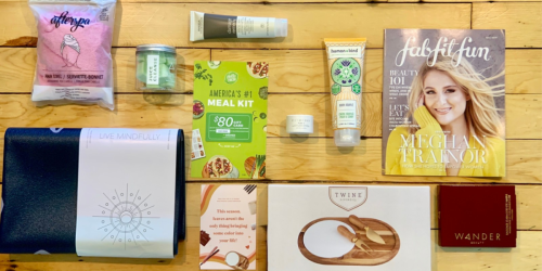 $200 Worth of Aveda, Kate Spade, Anthropologie Products & More Only $24.99 Shipped from FabFitFun