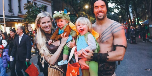 10 Funny & Creative Family Halloween Costume Ideas for Kids and Adults
