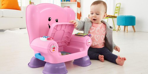 Fisher-Price Laugh & Learn Smart Stages Chair Only $19.99 at Walmart (Regularly $35)